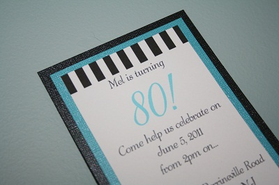 Milestone Invitation